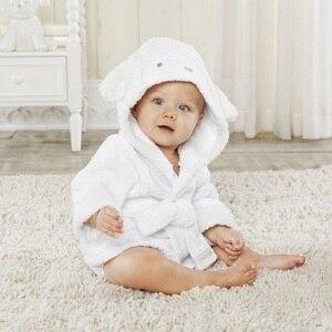 Image 5 - Hooyi cobertor de toalha infantil, coroa de princesa para recém nascidos, bebês meninas, roupão de banho com capuz, toalhas de banho, pijamas de bebê, casaco