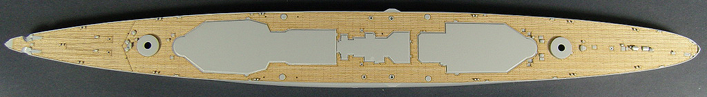 Trumpeter model ARTWOX 05317 admiral heavy German cruiser deck revision AW10080 ba904 academy wwii german artwox battleship bismarck wood deck aw10047