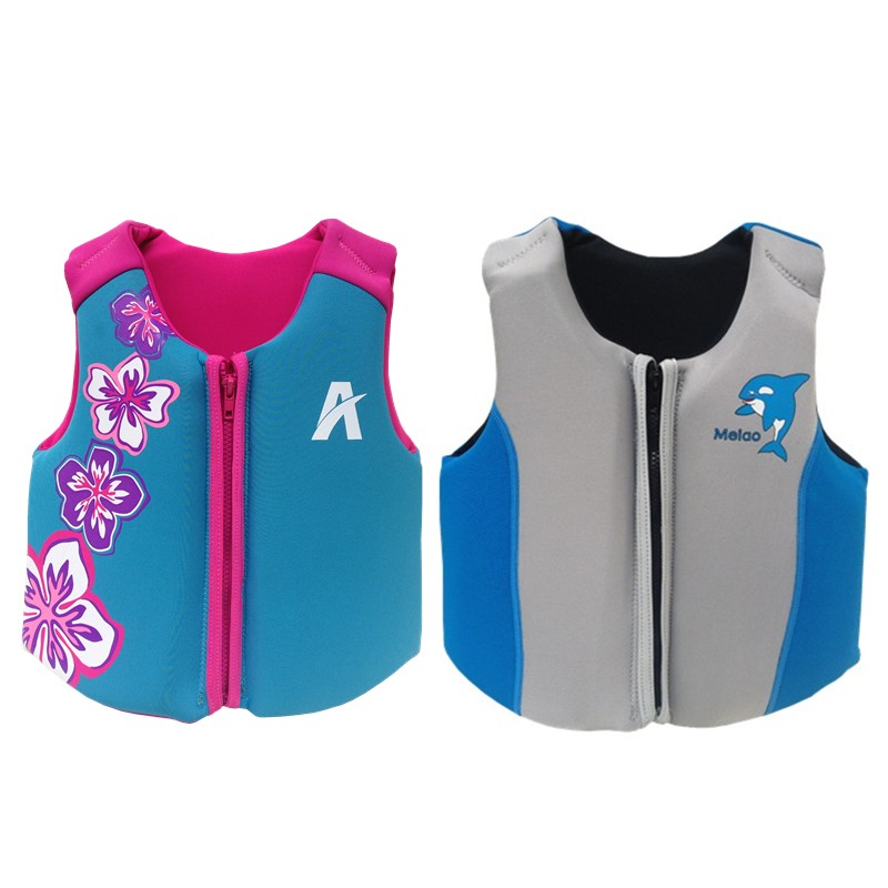 5 Color 4 Size Life Jacket For Kids Sandbeach Children 39 S Inflatable Swimming Vest Water Skiing