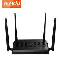 Tenda D305 Wi-Fi роутера ADSL2 + модем Беспроводной маршрутизатор Wi-Fi маршрутизатор Английский Прошивка 300 м wi fi маршрутизатор с USB 2.0 Порты и разъёмы