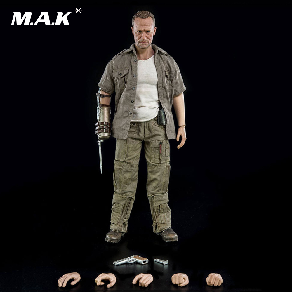 3A 1/6 The Walking Dead Merle Dixon Collectible Action Figure Toy 1:6 doll Collection Full Set Action Figure with original box худи print bar the walking dead