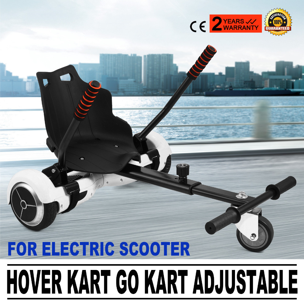 Adjustable HQ Go Kart Hover Kart Stand for 65'' 8'' 10'' Two Wheel Self Balancing Scooter