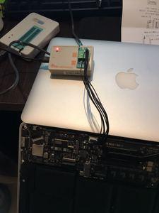 Image 4 - Sam stecker für Apple Macbook A1534 Lesen Schreiben BIOS Programmierer Mac EFI BIOS Firmware Passwort Lock Entferner Unlocker, arbeit 100%
