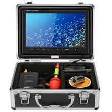 """"""" ЖК-экран 15 м подводная видеокамера система рыболовная камера лед/эхолокатор для установки на лодке с солнцезащитным щитом"""