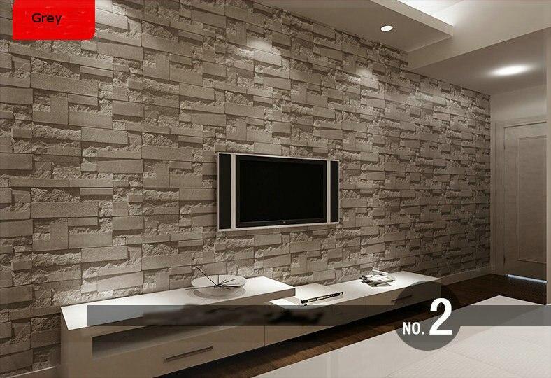 Mur en pierre moderne salon moderne avec mur en pierre u tourcoing u pour photo salon moderne - Largeur d un rouleau de papier peint ...