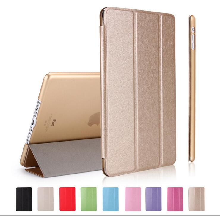 Luxury Ultra Slim Magnetic Smart Flip Stand Leather Cover Case For Apple Mini 1 2 3 Retina Display Wake Up/Sleep Function