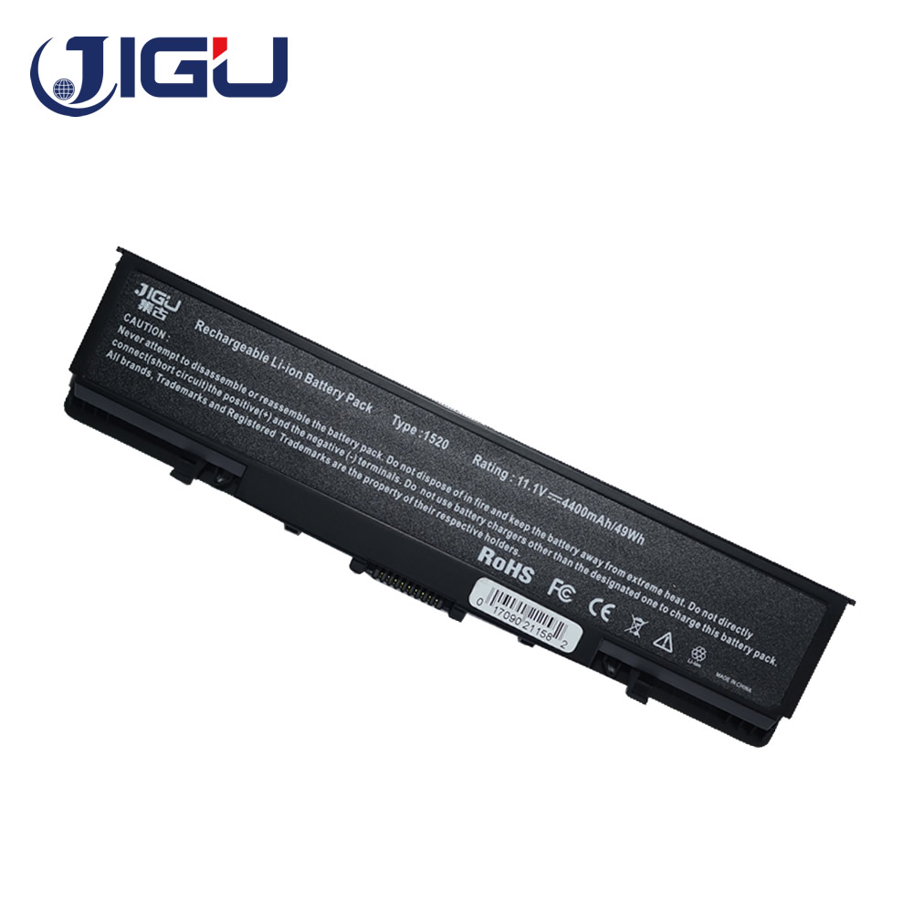 JIGU Laptop <font><b>Battery</b></font> For <font><b>Dell</b></font> Vostro 1500 1700 For <font><b>Inspiron</b></font> 1520 1521 <font><b>1720</b></font> 1721 GK479 GR995 KG479 NR222 NR239 TM980 FK890 image