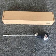 Автомобильные Цельнокройное Головка рычага Шестерни рычаг гандбол полюс для BMW MINI Cooper S один d JCW R55 R56 R60 Countryman автомобильные аксессуары