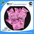 100 Pieces clean point tampon feminine hygiene bang de li vaginal tampons herbal tampon Detox Pearls herbal swabs