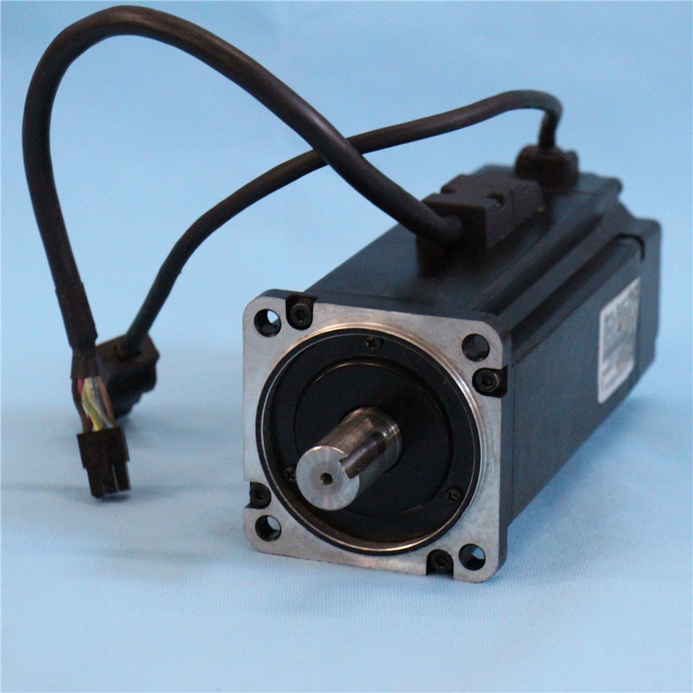 Delta AC Servo Motor 220V 200W 0.64NM 3000rpm ECMA-C20602SS with Brake Keyway and Oil Seal New сканер obd2 elm327 мини ii bluetooth диагностический автомобиль интерфейс