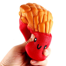 French Fries Cream Scented Squeeze Toy