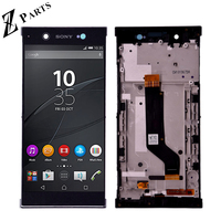 Original For Sony Xperia XA1 Ultra G3221 G3212 G3223 G3226 Lcd Screen Display WIth Touch Glass Digitizer Assembly with frame