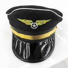 Popular Black Captain Hat-Buy Cheap Black Captain Hat lots