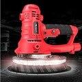 В продаже 1 Набор обновленная 800 Вт Профессиональная качественная шлифовальная машина для стен шлифовальная машина для поверхности стен бе...