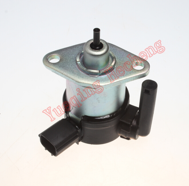 Engine Stop solenoid 1C010-60015 Excavator tractor mower V3300 V3600+ wholesale manufacturer engine stop solenoid vavle 0117 7188 3pcs lot