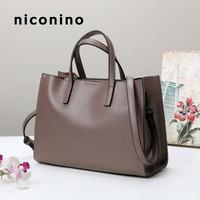Genuine leather handbags ladies famous brand female crossbody bag tote women messenger bags shoulder bag cow leather bag 2019
