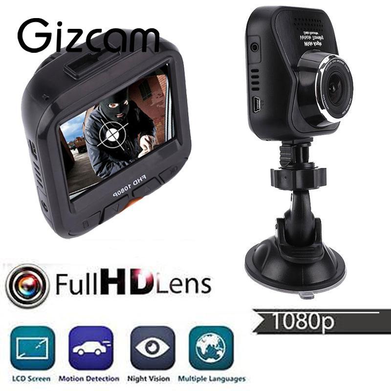 Gizcam M80 Newest Mini Car Camera DVR Camcorder 1080P Full HD Video Dash Cam Portable Consumer Camcorder Safety Car Cameras Gift