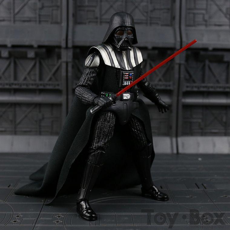 Star Wars The Black Series Darth Vader 15CM PVC Action Figure