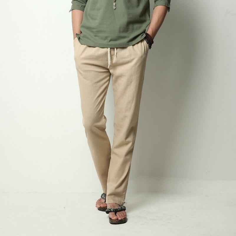 Online Get Cheap Summer Linen Pants for Men -Aliexpress.com ...