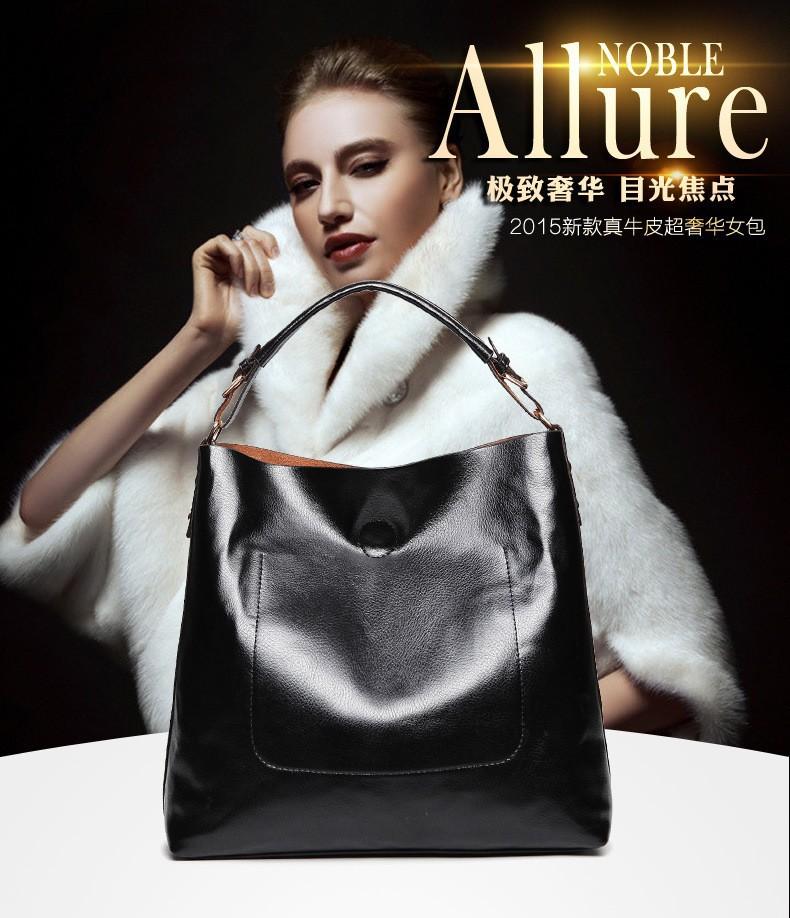 Ladies Composite Handbags Woman Fashion Pu Leather Bags Crossbody Bag For Women Fashion 2015 Designer High Quality Bags BH270 (3)