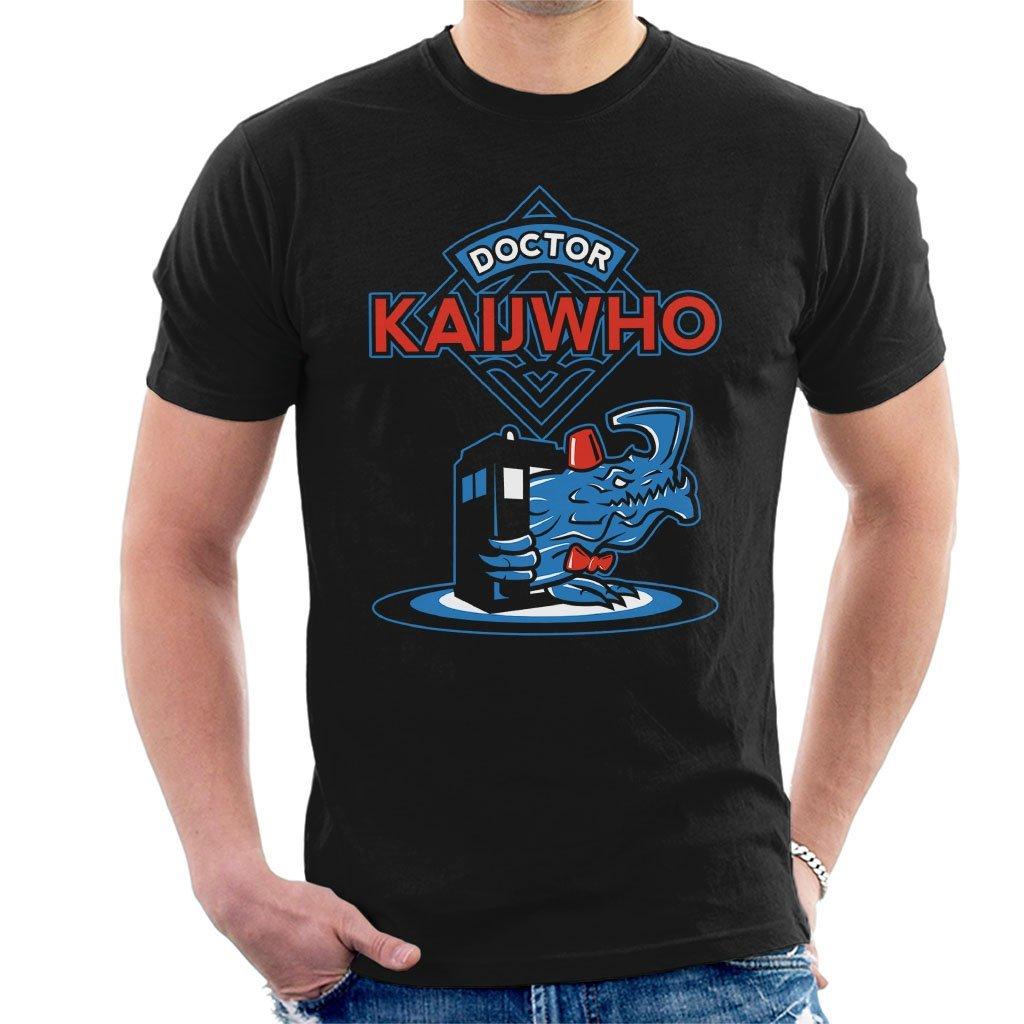 Doctor Kaijwho Pacific Rim Who Mens T-Shirt