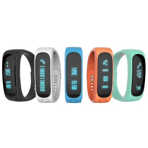 Hwint E02 Hot sales Fashion Bluetooth Wristbands font b Smart b font Bracelet Anti Lost Sports