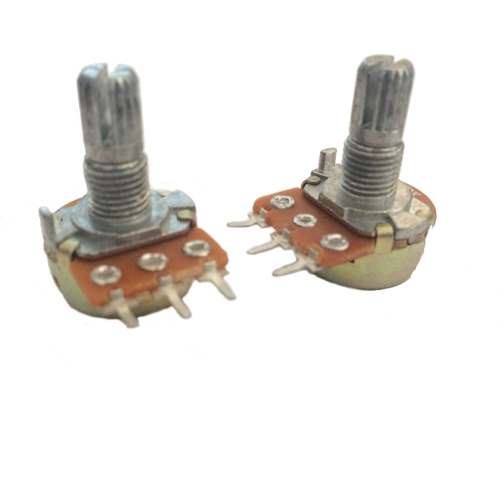 Amazing Linear Pins Logarithmisch 1K 500K Rotary Taper Poti Mono Potentiometer Wiring Cloud Oideiuggs Outletorg
