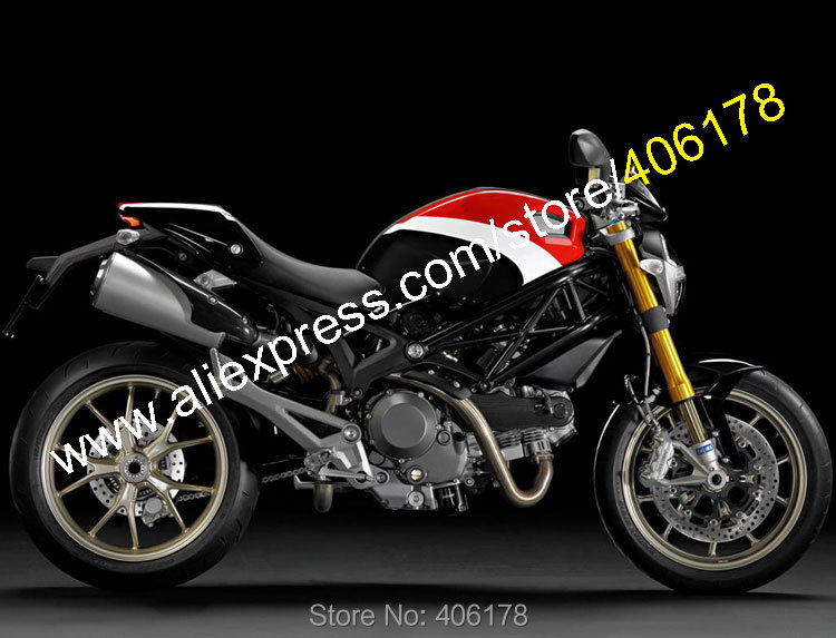 Hot Sales,For Ducati 696 795 796 M1100 09 10 11 12 13 Monster 1100 1100S 2009-2013 ABS Moto Fairing (Injection molding) julie hansen m sales presentations for dummies