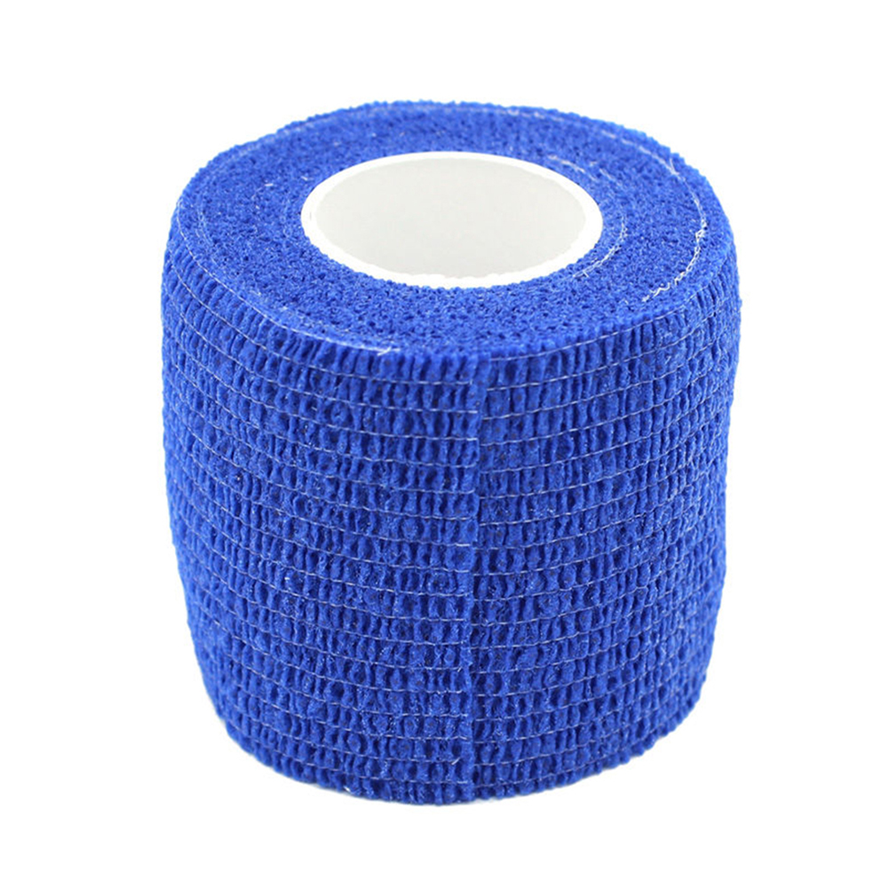 Colorful 5*450cm Self Adherent Wrap  Tape, Self Adhering Stick Bandage, Self Grip Roll For Tattoo Bandage