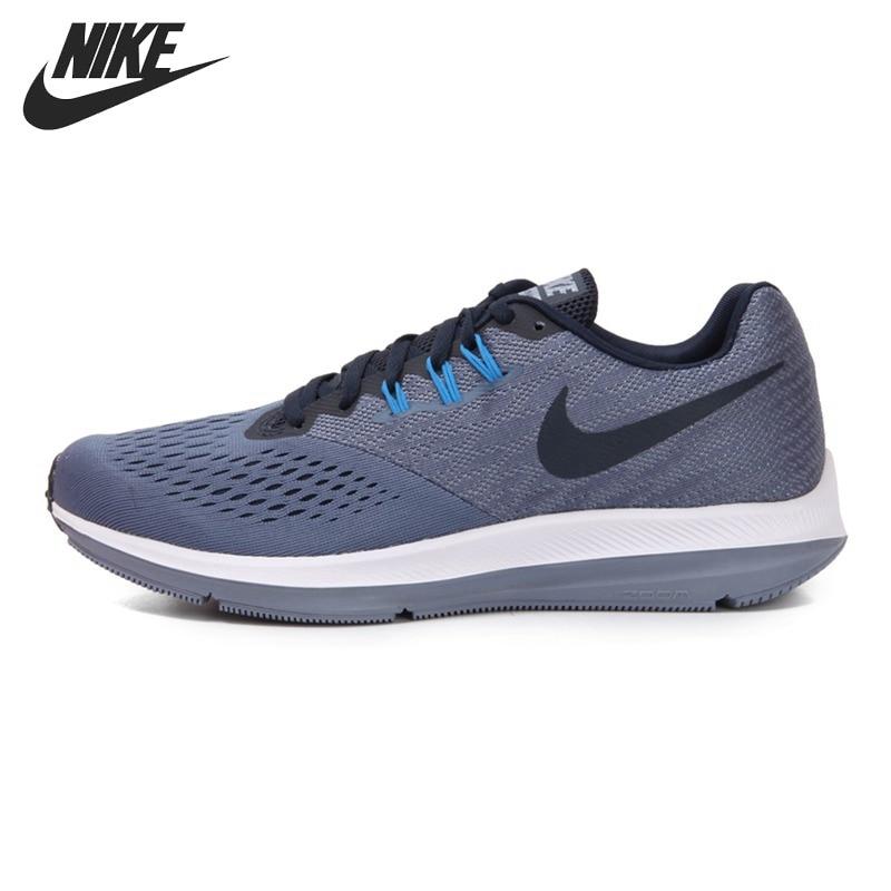 Original New Arrival 2018 NIKE Air Zoom Winflo 4 Men's Running Shoes Sneakers original new arrival 2017 nike zoom condition tr women s running shoes sneakers