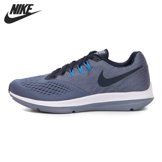96381ede028 Original New Arrival NIKE Air Zoom Winflo 4 Men s Running Shoes Sneakers