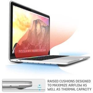 Image 5 - Dành Cho MacBook Pro 15 Ốp Lưng Với Thanh Cảm Ứng/Touch ID (2019 2018 2017 2016) a1990/A1707 Tôi Blason Slim Frost Cứng + Nhựa TPU