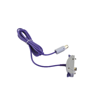 Image 3 - For G C to for G ame boy A dvance G BA G BA SP 2 Player Cable Pair Line Connect Cord Lead