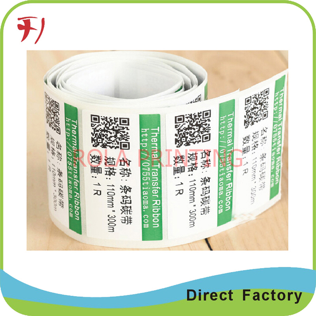 Customer design easy peel off sticker for medicine with comptitive price and high quality