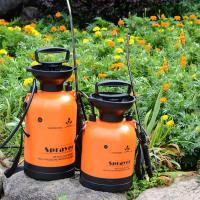 Gardening Sprayer Bottle 3L Pneumatic Watering Cans For Garden Watering, Spray Pesticide PGG8962