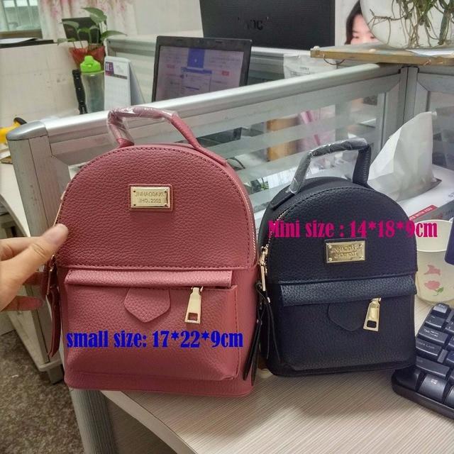 female backpack shoulder bag women messenger Large backpack College wind pu  leather simple retro leisure bag 999 Large size 4c3535f9637fd