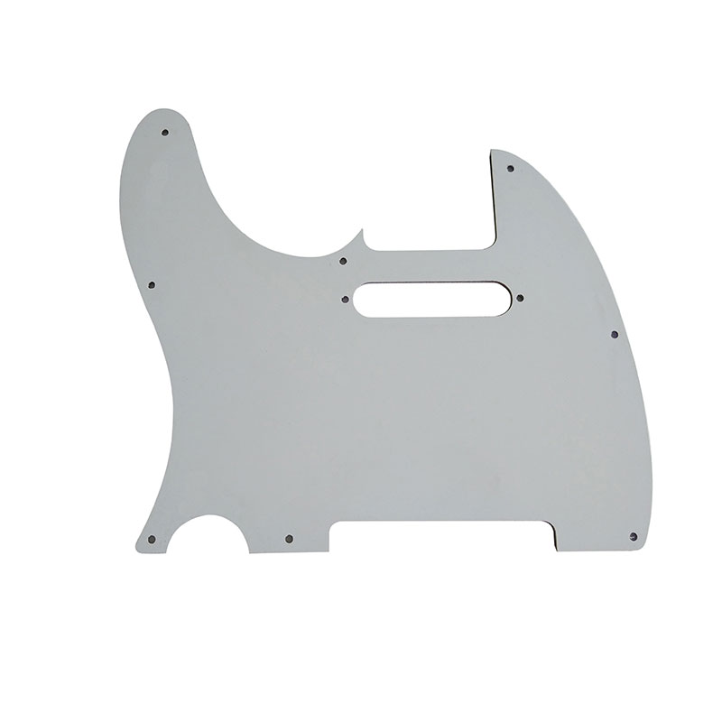 Купить с кэшбэком Pleroo Guitar Parts - For USA / Mexico FD 8 Screw Holes Standard Tele Guitar Pickguard Scratch Plate Replacement