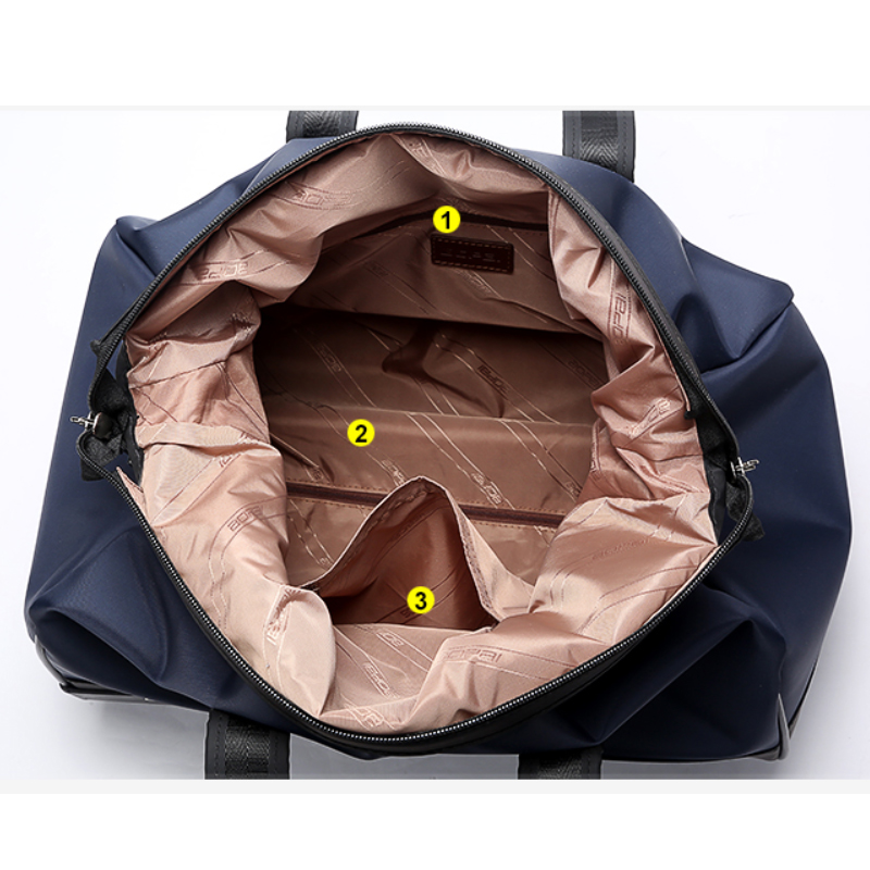 8e64776821fc BOPAI High Quality Travel Bag On Wheels Women Rolling Luggage 20 Inches Men  Trolley Bags Waterproof Hand Luggage duffle bags-in Travel Bags from Luggage  ...