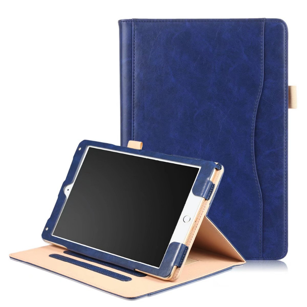For New iPad Pro 10.5 2017 Tablet Case Cover PU Leather Slim Protective Stand Fundas For Apple iPad pro 10.5'' Wallet Cases Skin kpgoing for apple ipad pro 10 5 case pu leather silicone tpu cover folio stand case for ipad pro 10 5 silicon tablet fundas