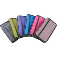 Passport Holder Large Capacity Credit Card Holder Travel ID Card Cash Pouch Protective Cover Business Card