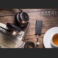 Artextreme R1 Bluetooth Headphone Amplifier V4 1 Portable 6061 Aluminum CNC Wireless HiFi Amplifier With Mic