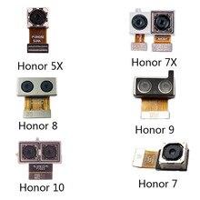 100% Tested Rear Camera Big Main Camera Module Flex Cable For Huawei Honor 5x 7 7x 8 9 10 Rear Back Camera Replacement Parts back camera for huawei honor 6x main back facing camera module for honor 6x cell phone rear camera replacement parts