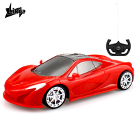 Likiq RC Car Auto Model 1 22 4CH Radio Controlled Cars Machines Competition Style Remote Control