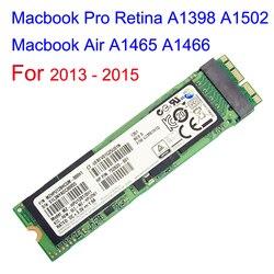 128 ГБ 256 ГБ 512 ГБ SSD накопитель для 2013 2014 2015 Macbook Air A1465 A1466 Macbook Pro retina A1398 A1502 твердотельный накопитель