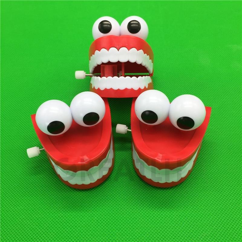 Dental Wholesale Spring Plastic Toys Jump Frog For Children Dental Toys For Gift Always Buy Good Teeth Whitening