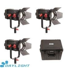 3 шт. CAME-TV Boltzen 100 Вт светодиодный Фокусируемый дневной свет
