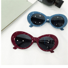 Women Men fashion NIRVANA Kurt Cobain Sunglasses  Women's Glasses UV400 Mirrored Women Men Fahion Female Male Sun Glasses