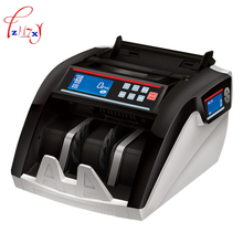 Money Bill Counter Counting Machine Counterfeit Detector Bill Cash Money register Currency detector 110V 220V
