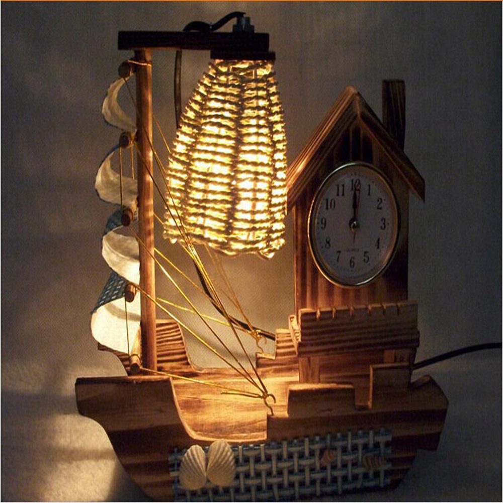 Surfing boat table lamp soft glass lighting floreros de vidrio de surfing boat table lamp soft glass lighting floreros de vidrio de mesa free shipping in table lamps from lights lighting on aliexpress alibaba group geotapseo Image collections