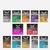 500pcs/lot Mayday Card Game Sleeve 56*87mm Card Sleeves cards Protector Pack Case Holder Board Game cards Sleeves